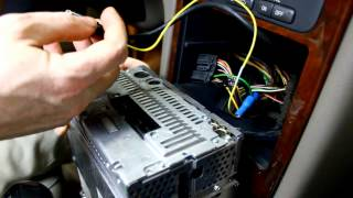 IPD Volvo GROM Audio Installation Video 93-97 850, 98-00 S70 V70 V70XC,  98-04 C70 - YouTube | Volvo Sc 805 Wiring Diagram |  | YouTube