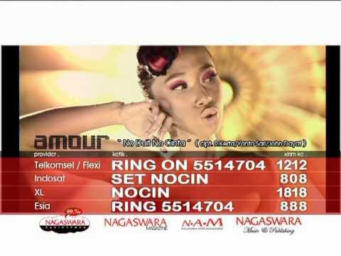 Amour - No Duit No Cinta (Official Video)