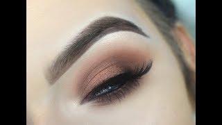 URBAN DECAY NAKED HEAT | EASY Smokey Eye Makeup Tutorial