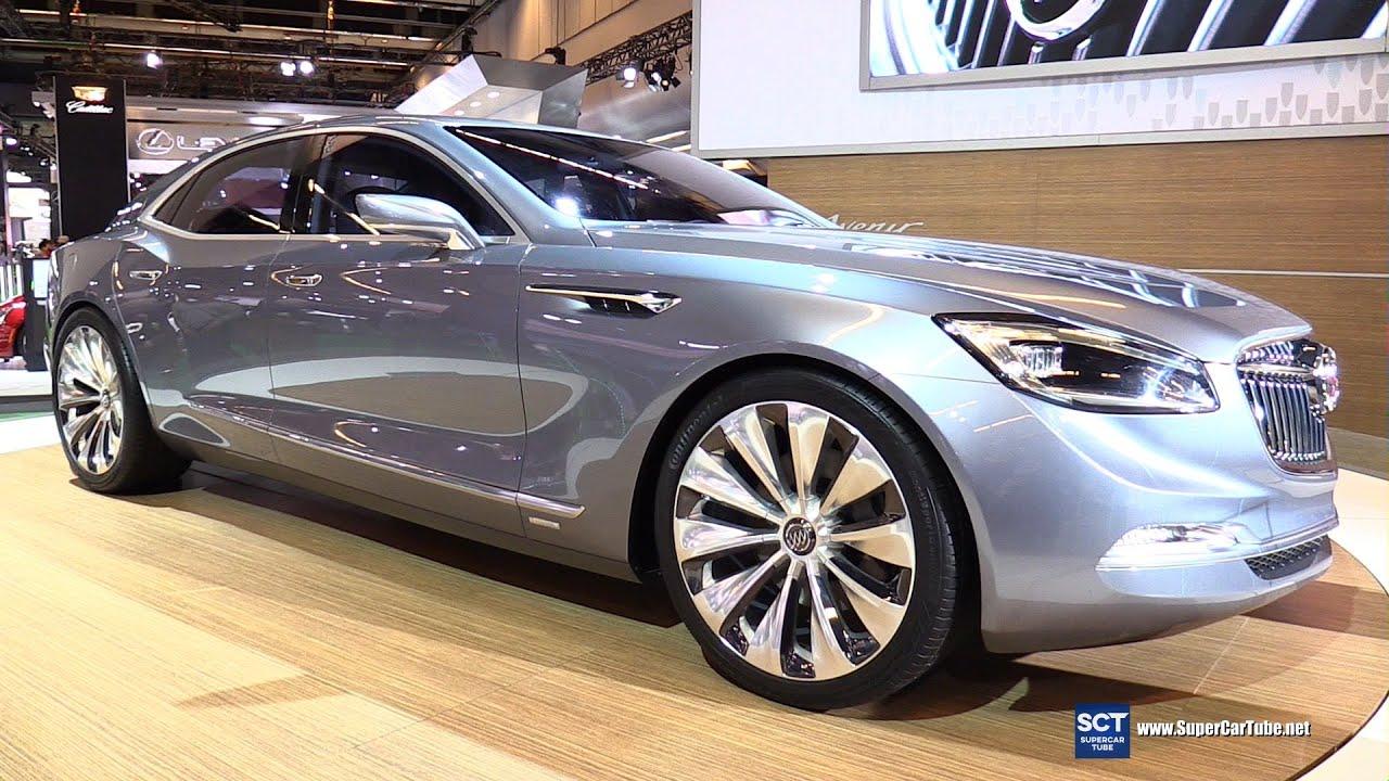 2017 Buick Avenir Concept - Exterior Walkaround - 2016 Montreal Auto Show