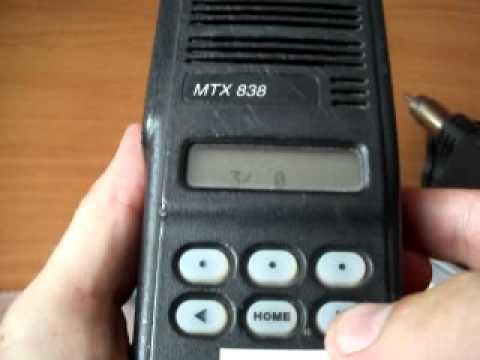 motorola mtx838 mts2000 mtx2000 field test youtube rh youtube com