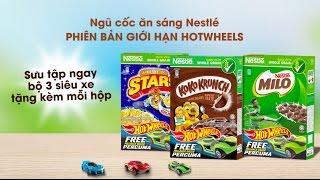 Video Ngũ cốc ăn sáng Nestlé phiên bản Hot Wheels download MP3, 3GP, MP4, WEBM, AVI, FLV April 2018