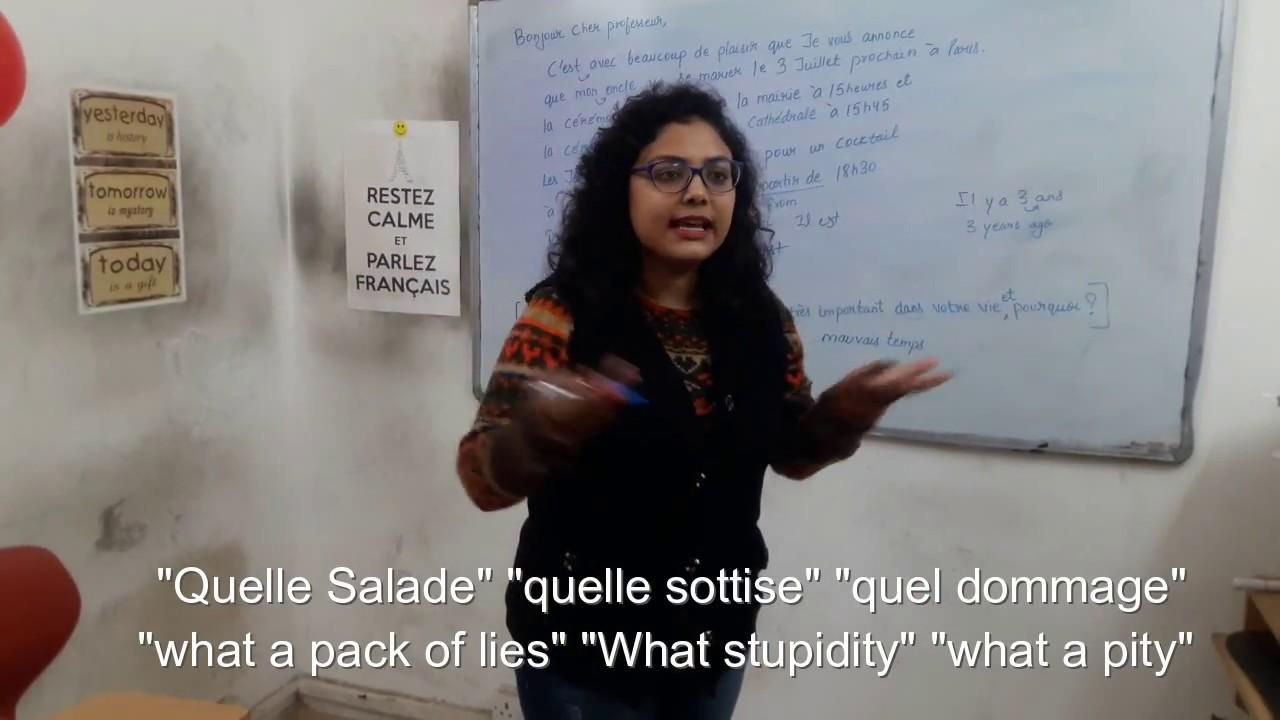 French Dialogues with subtitles - Production Orale DELF A1 Preparation  apprendre français dialogue
