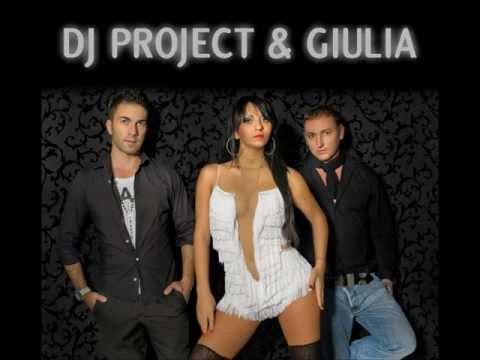 DJ Project feat. Giulia. Песня DJ Project feat. Giulia - Mi-e Dor De Noi (RealTekK Bootleg) в mp3 320kbps