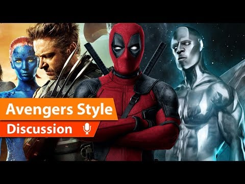Cancelled FOX Marvel Crossover Film Revealed - 동영상