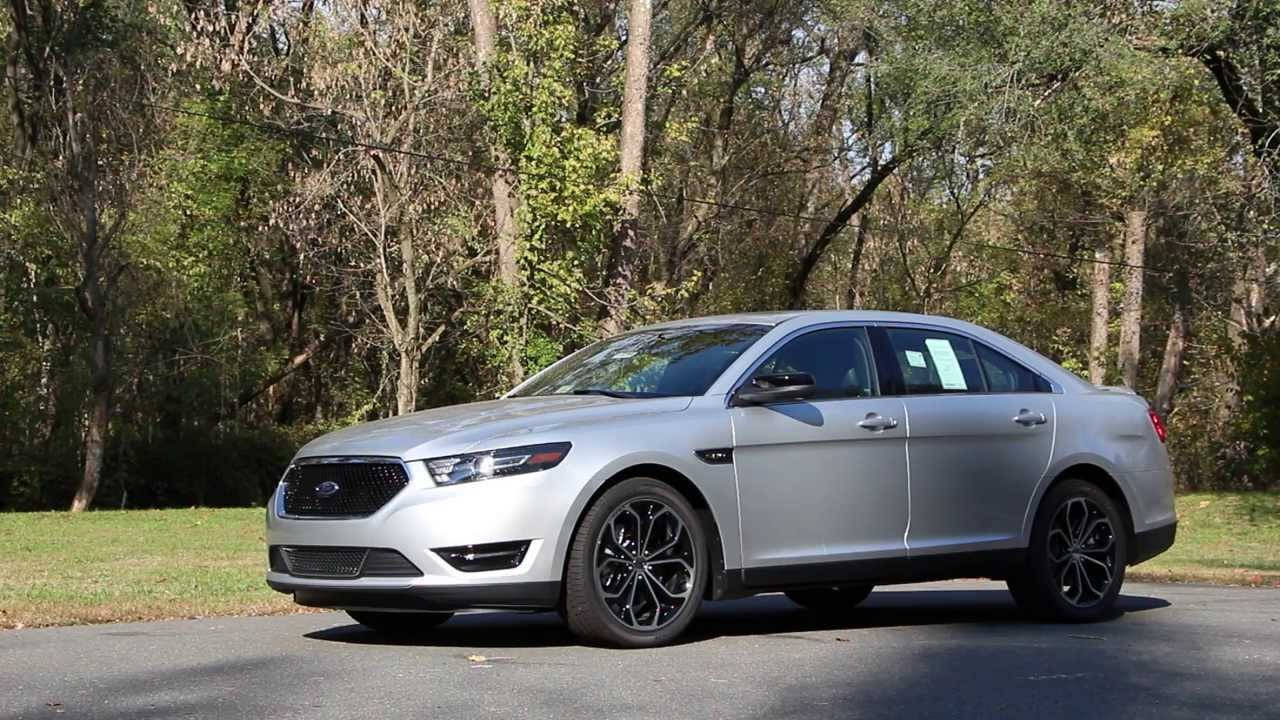 2014 Ford Taurus SHO - Walkaround - Jerry's Ford - YouTube