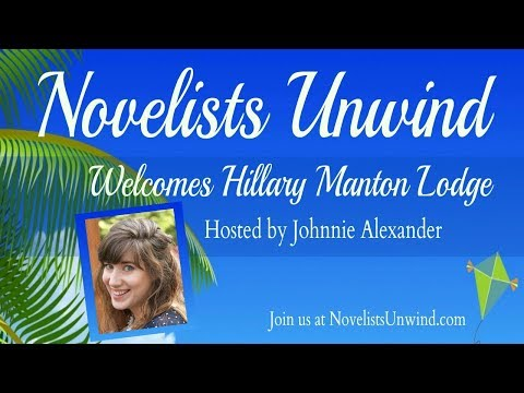 Novelists Unwind: Hillary Manton Lodge Mp3