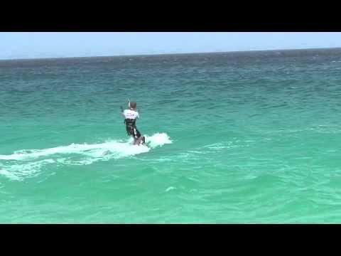 Ady's kitesurf cape verde (Sal)