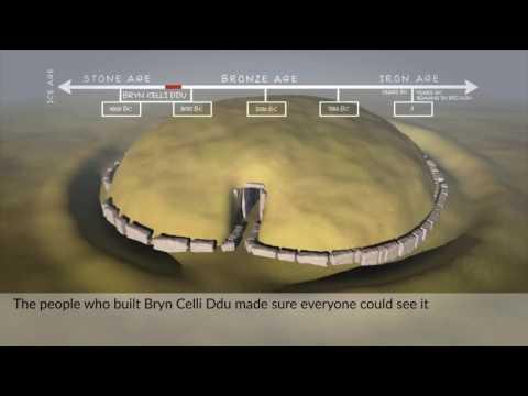 Bryn Celli Ddu CGI Film