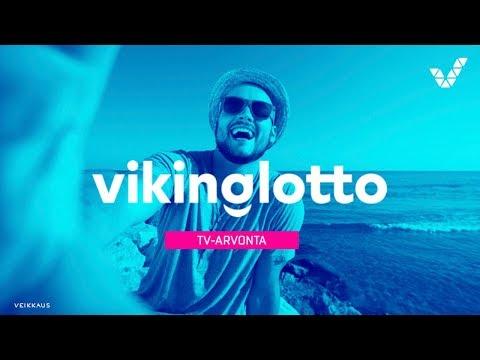 Vikinglotto Viikko 08 21.02.2018 Arvontavideo – Veikkaus