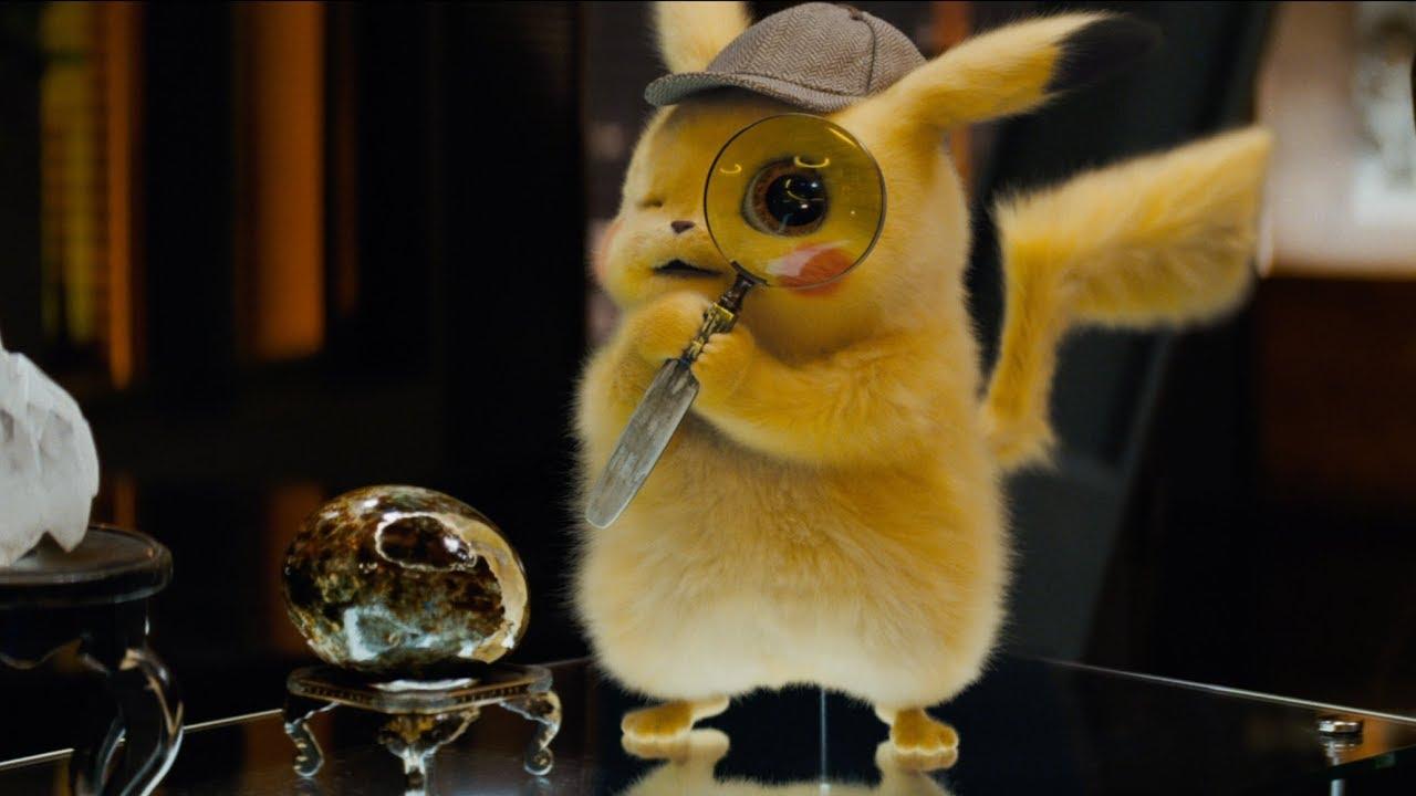 Image result for detective pikachu