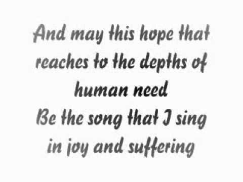 faithful god lyrics by laura story