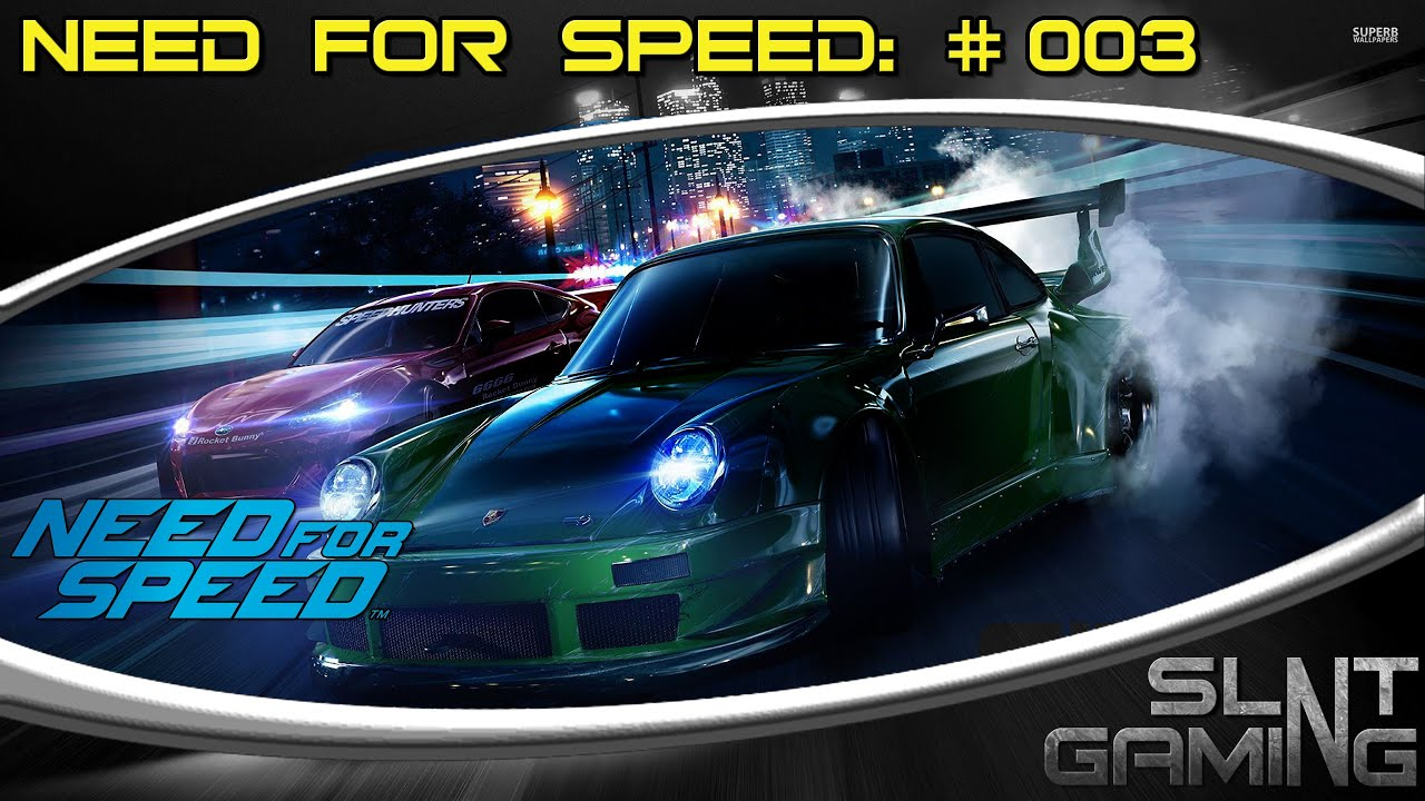 Need for Speed Features Single-Player and Multiplayer ...