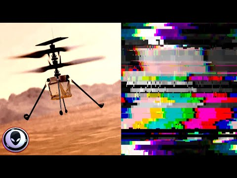 """""""MYSTERY ANOMALY"""" Hits Mars Helicopter.."""