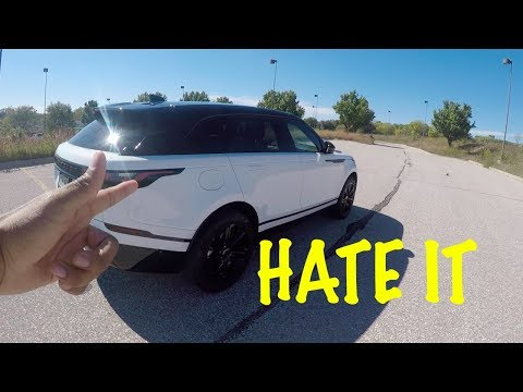 5 Things I HATE About My Range Rover Velar!!!