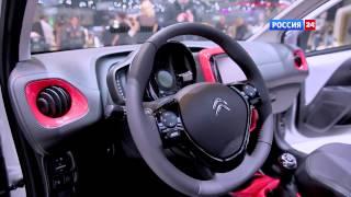 видео Автосалон в женеве 2014