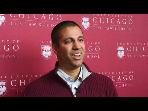 Ajit Pai, '97 - My Chicago Law Moment