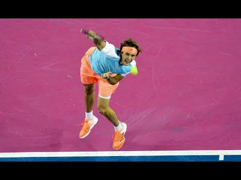 Alexander Zverev - 44 perfect winners (forehands and backhands) in HD