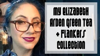 My Entire Elizabeth Arden Green Tea + Flankers Collection | Favorites