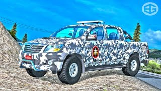 Toyota Hilux ETS2 (Euro Truck Simulator 2)