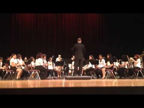 Discovery Intermediate School ~ 2014 Concert Band Music Performance Assesment