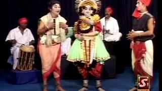 Yakshagana-Chandravali Vilasa-Dareshwara-Teerthalli- Hasy-Ravindra Devadiga   01
