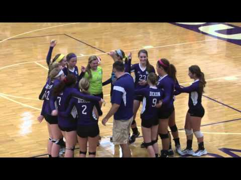 Dixon Duchesses Volleyball