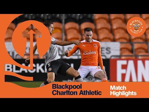 Blackpool Charlton Goals And Highlights