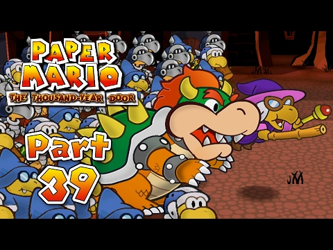 Paper Mario: The Thousand-Year Door - Part 39: The Potion of Invisibility!