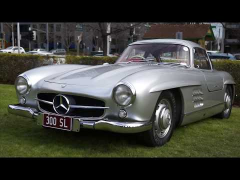 The 2017 German Auto Show - Melbourne: Classic Restos Series 35
