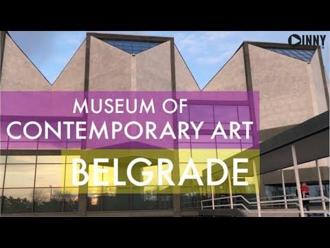 Museum of Contemporary Art Belgrade - Serbia