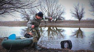 Рыбалка на донку ПЕРВЫЙ КАРАСЬ Самая простая снасть а больше и не надо