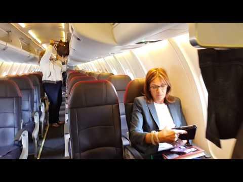 American Eagle CRJ 700 Trip Report from Phoenix, AZ to Lubbock, TX