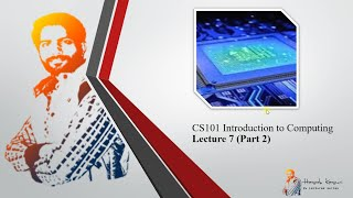 Helping Material | Sort Notes of Cs101 introduction to computing Lecture 7 (Part 2)