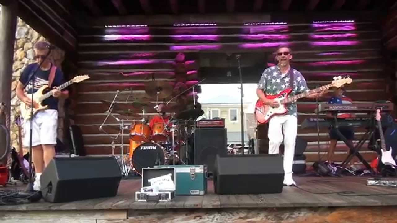 CACTUS JACK & THE CADILLACS performing WOOLY BULLY THE VILLAGES FL