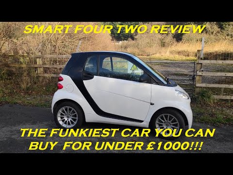 2007 SMART CAR 1.0 PETROL (Smart Four-Two) REVIEW AND THOUGHTS