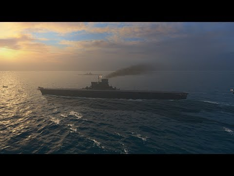 IJN Carrier Setup Guide - T10 Hakuryu