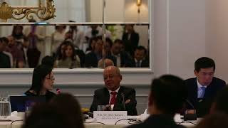 The Real China Model Lecture in Cambodia: Questions and Answers.