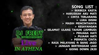 Download DJ FREDY LIVE IN ATHENA SABTU 5 DESEMBER 2020