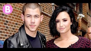 Why Demi Lovato and Nick Jonas aren't Friends anymore - Boom Bang