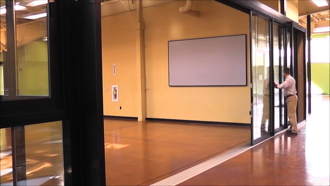 Elegant G2 Sliding Glass Doors By Solar Innovations, Inc. | Large Sizes | Easy To  Operate   YouTube