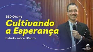 Cultivando a Esperança - PARTE 8 - EBD IP Limeira