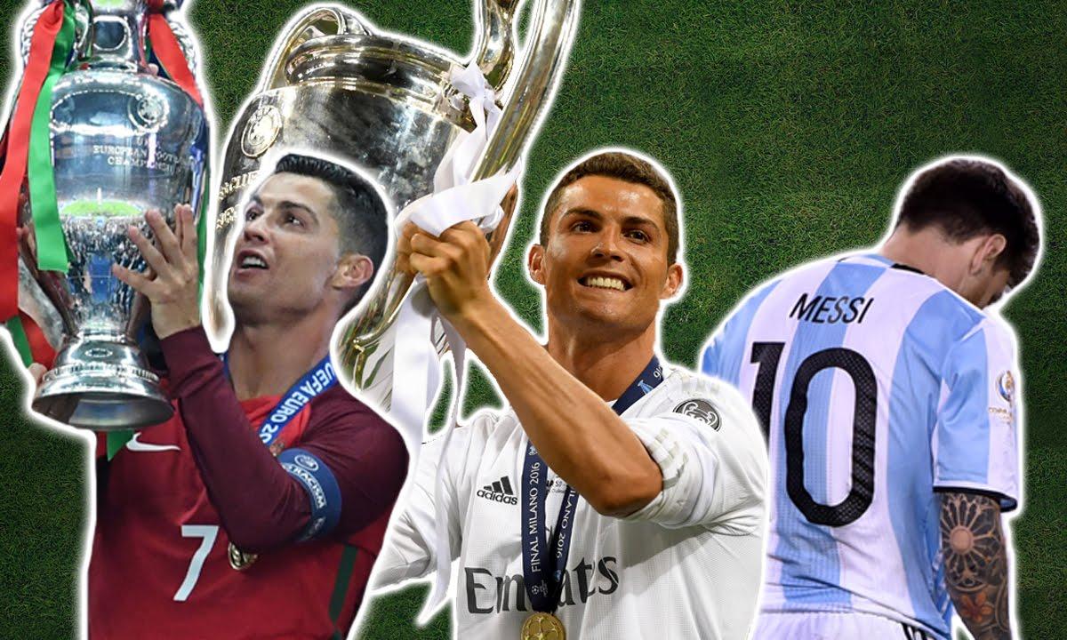 5 reasons Cristiano Ronaldo is the perfect athlete