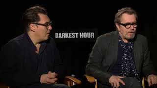 Darkest Hour Interview: Gary Oldman And Joe Wright