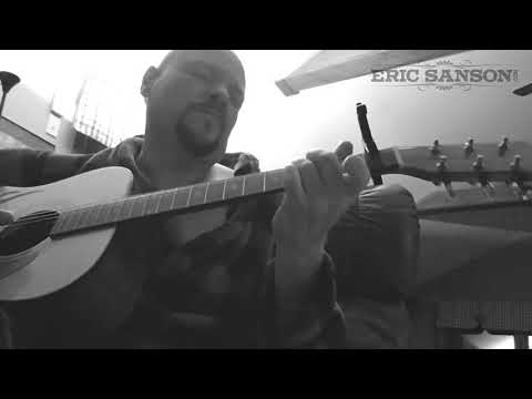 Eric Sanson Wolford - Highway 40 Blues - Ricky Skaggs