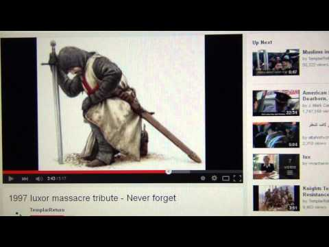 Swiss Servants Satan`s Seed, Nov. 17th Luxor Massacre - Arson Vernier Geneve & Simonetta Sommaruga