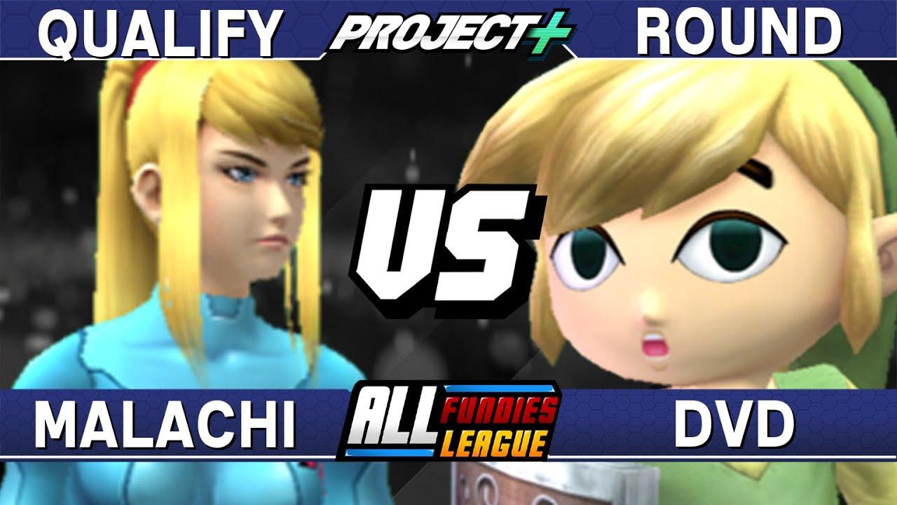 Project+ - Malachi (ZSS) vs dvd (T.Link) - AFL Qualify Round