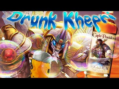 Sobering Up w/ Khepri! Drunk Tyde!