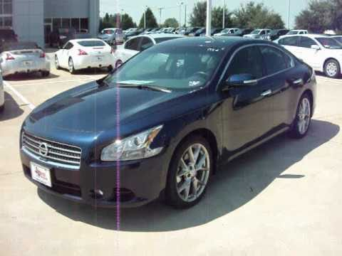 2010 Nissan Maxima 3.5SV w/ Sports Pkg. Start Up, Exterior/ Interior Tour