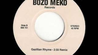 Earth, Wind & Fire - Gazillian Rhyme (Bozo Meko edit)
